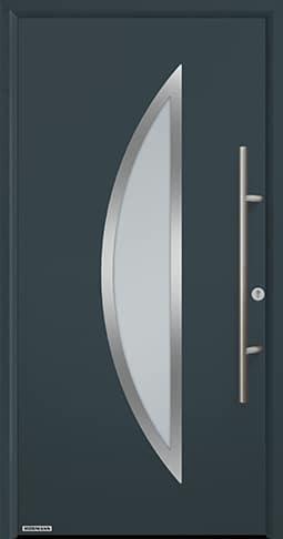 Входная дверь Hormann Thermo65 Модель 900S Антрацит RAL 7016