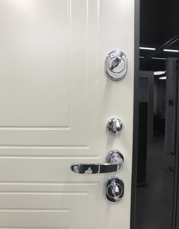 Дверная ручка Sofia West хром глянец