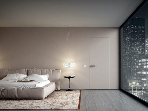 Скрытые межкомнатные двери Sofia